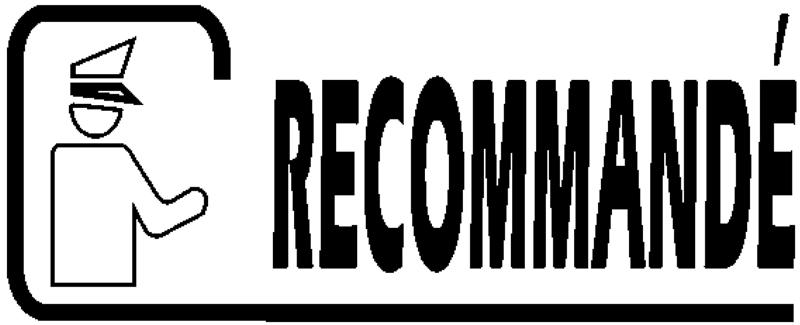 COLOP Printer 20 Formule  RECOMMANDÉ